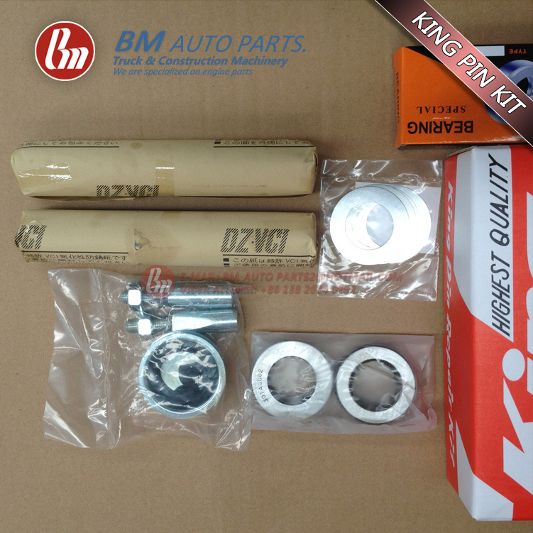 KING PIN KIT KP547 FOR FE449-FE659 88- TRUCKS MB420595 / KP-547 /30*180 Repair kit<br><br>Aliexpress