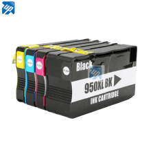 4 Ink Cartridges for HP 950 951 XL Officejet Pro 8100 8600 8630 8640 8610 8620 8680 8615 8625 8660 Printer with chip for HP950XL