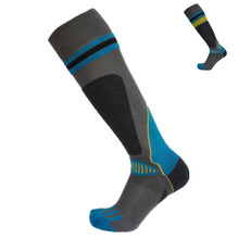 1 Pair Germany Classic 85%cotton Terry Thick Snowboard socks Men's socks Large Size(China)