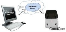 Auto Print SMS Printer / GPRS Printer/ Wifi Printer for Coffee-shops, Taxi tickets, mobile payment ,etc.