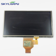 skylarpu 6 inch LCD Screen for GARMIN Nuvi 65 65LM 65LMT GPS LCD display Screen with Touch screen digitizer replacement(China)