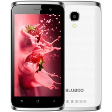 Original Bluboo Mini Smartphone Android 6.0 4.5 Inch 3G Mobile Phone MTK6580 Quad Core 1.3GHz 1G+8G GPS Dual SIM Cellphone