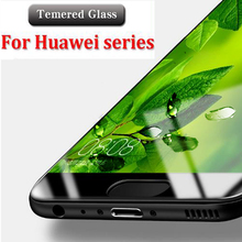 honor 5a Tempered Glass For Huawei P10 Lite Y5 ii Y3 ii 2 Mate s honor 5a on Huawei P8 Lite 2017 Nova Plus Case Screen Protector