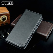 TUKE Hot Selling Nokia 6 TA-1000 TA1003 Genuine Leather Flip Soft Silicone Cover Case for Nokia6 Phone Case Wallet Phone Bags
