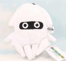 New Nintendo Super Mario Plush Toys 15cm Blooper Squid Soft Stuffed Toys Figure Plush Toy Octopus for Children Gifts
