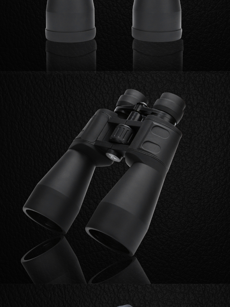 High Magnification Long Range Zoom 10-60 Times Hunting Telescope Binoculars HD Professional Zoom