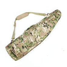 100CM Hot  Sale Tactical Airsoft Gun  Holster/ Gun Case Bag For Hunting Camoflauge  CAMO Color CL12-0003