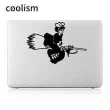 "Kiki's Delivery Service Anime Vinyl Laptop Sticker for Apple MacBook Decal Air Pro Retina Mac 11"" 12"" 13"" 15"" HP Notebook Skin"