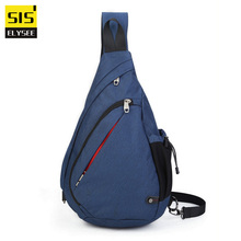 Travel Shoulder Bag with Fexible Side Net Siselysee Fashion Backpack for Teenagers Oxford Cloth  Laptop Backpack SchooL Bag
