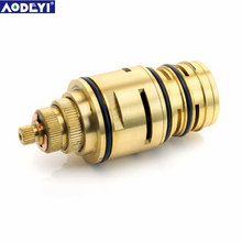 Adjust The Mixing Water Temperature Bath Shower Thermostatic Cartridge & Handle For Mixing Valve Mixer Repair Faucet Accessories(China)