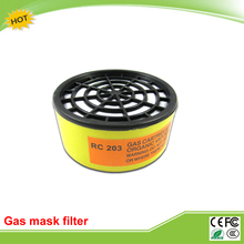 Anti Poisonous Gas Masks Filter Activated Carbon Filter Layer Cartridges,protective mask
