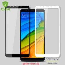 CHYI Xiaomi Redmi A2 lite Glass full glue Tempered Pocophone F1 4x mi8 max3 Screen Protector Film Redmi Note 5 6 pro Glass