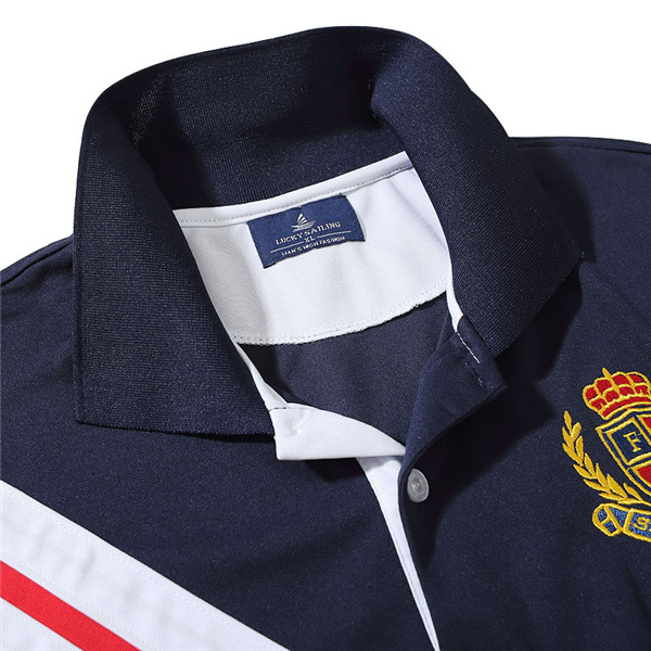 Fannai Mens Golf Shirt Short-sleeve Golf POLO Tshirt Fitness Running Jogging outdoor sportswear Golf Trainning T Shirts 3Colors01