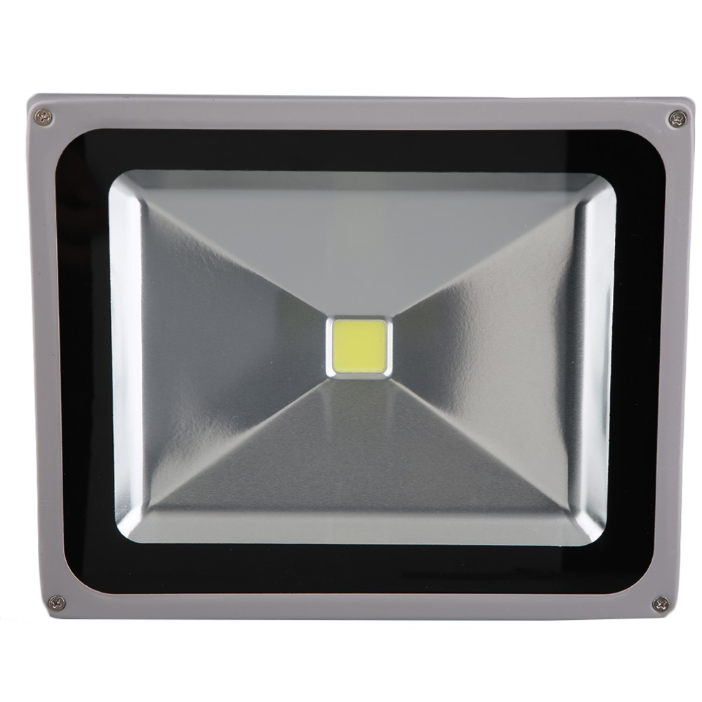 1Pc 50W LED Outdoor Outside Garden Garage Drive Security Wall Flood RGB Light<br>