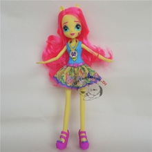 Action Figure EG Doll Fluttershy Friendship Games Best Gift for Girl(China)