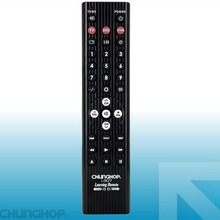 1pcs Combinational Universal learning Remote Control controller  Chunghop L307 For TV/SAT/DVD/CBL/DVB-T/AUX copy