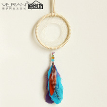 The original design of the single creative advertising gift decoration crafts crystal Dreamcatcher BMW022(China)