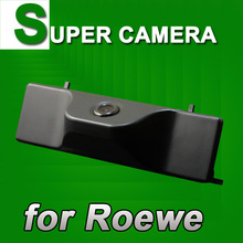 For Sony CCD Car Back up Rear View Security Reverse CAMERA for Roewe 550 MG6 sensor System waterproof license plate light cam