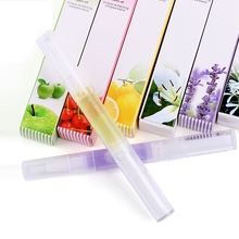 Nail Cuticle Oil Fruit Flower Flavor Manicure Nail Art Nutrition Treatment Care Tool Nail Care Oil Pen(China)