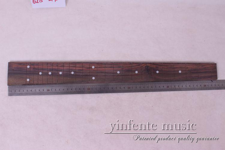 new  high Quality  1 x  24.75electric   Guitar Fretboard electric guitar rose  Wood Fretboard Parts7# inlay<br>