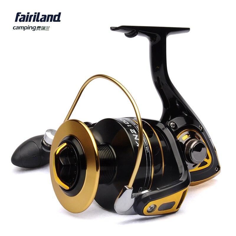 Fishing spinning reel BANDO KN2 10000 big game reel 10+1BB front drag offshore fishing equipment<br>