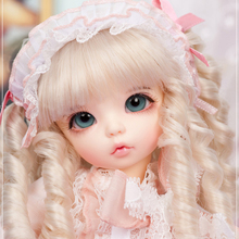 OUENEIFS bjd sd dolls Fairyland Littlefee Ante 1/6 sarang love baby girl boy eyes High Quality toy model reborn make up resin