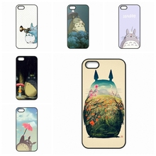 Phone Cover Case Silicon Painting Totoro For Moto X1 X2 G1 G2 E1 Razr D1 D3 For BlackBerry 8520 9700 9900 Z10 Q10