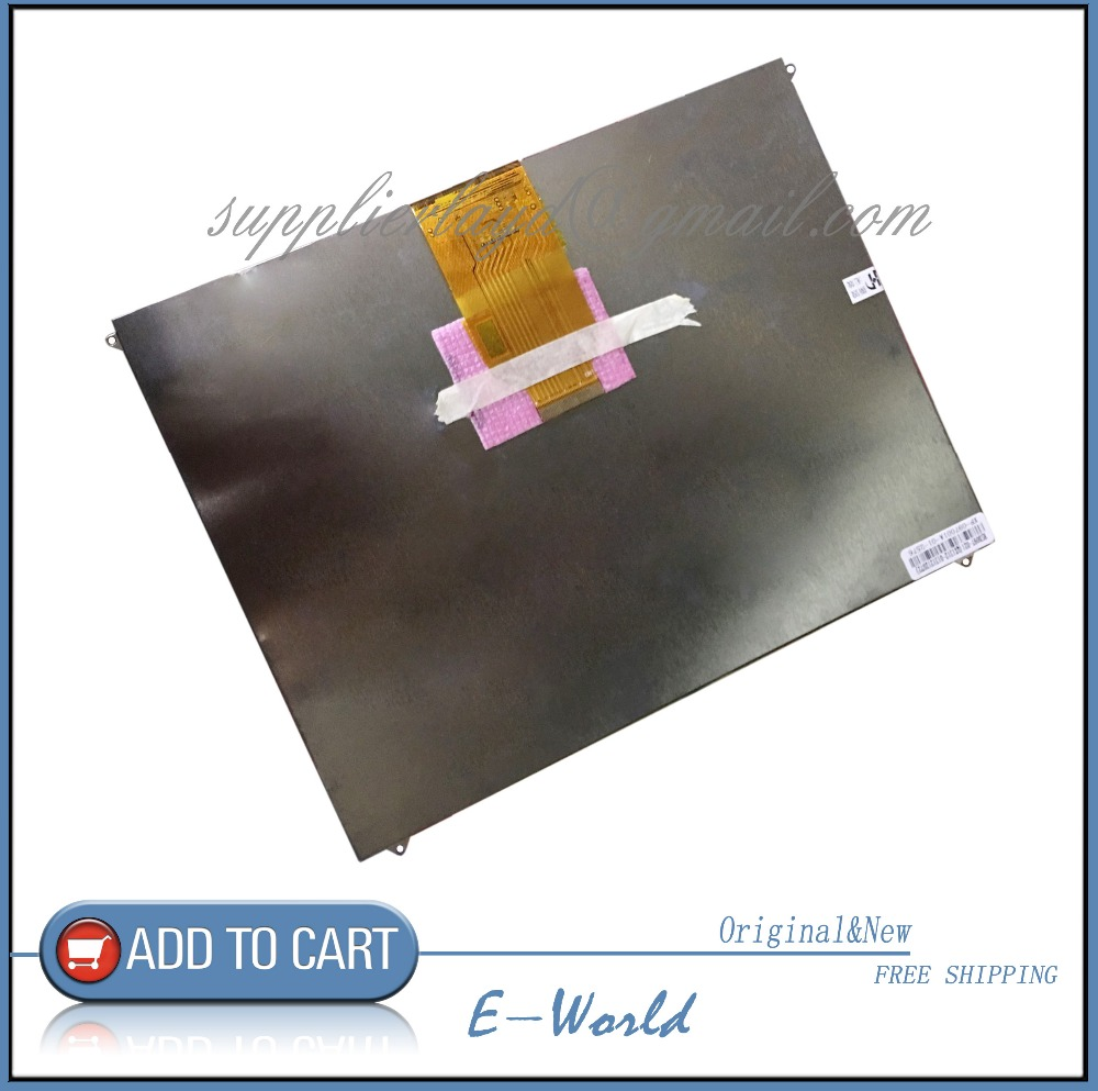 Original and New 9.7inch LCD screen XF-097001A-01-2576 XF-097001A-01 XF-097001A 097001A for tablet pc free shipping<br>