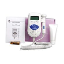 Карман для сердцебиение монитор с light ЖК-дисплей Экран для беременных Для женщин Baby Care для домашнего использования допплеровского монитор с...(China)
