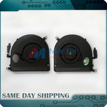 "Genuine CPU Fan for Apple Macbook Pro Retina A1398 15"" Cooling Fan Right Left Side 923-0091 923-0092 2012 2013 Year 100% Tested"