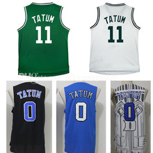 2017 Draft  11 Jayson Tatum Basketball Jersey  men's Ncaa college 0 Jayson Tatum  Jerseys Embroidery 100% Stitched