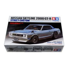OHS Tamiya 24335 1/24 Classic Skyline 2000 GTR Street Custom Scale Assembly Car Model Building Kits