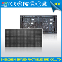 SRY 256*128mm 64*32 pixels 1/16 Scan Indoor 3in1 SMD RGB full color P4 led module for P4 led display screen