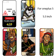 oneplus 5 case personality design animation silicone anti fall mobile phone shell protective sleeve for oneplus 5 case cover.
