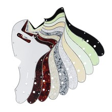 10pcs Multi-Colors Tele Thinline 69 Reissue Electric Guitar Pickguard Scratch Plate for Tele Style Guitar Parts & Accessories(China)