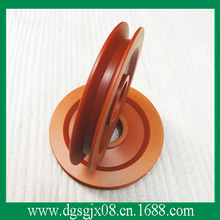 bakelite wire guide pulley for wire industry Phenolic resin pulley(China)