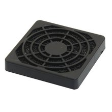 PC Computer Black Plastic Dustproof Filterable 40mm Fan Filter Guard(China)