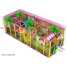 2015 Custom-made Nontoxic Indoor Playground Equipment/Kids Indoor Soft Play Toys CE Certificated HZ5309b
