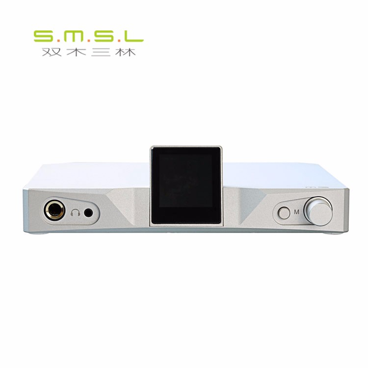 SMSL M9 CS8422 TPA6120 OPA1612 32bit/768kHz DSD512 AK4490 XMOS HiFi Digital Decoder Optical/Coaxial/USB DAC AMP amplifier