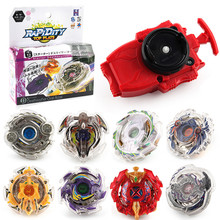 1PC Hot Beyblade 3053 Launcher Metal Fusion 4D With Original Box Spinning Top Gifts Toy Alloy Combat Explosive Toy(China)