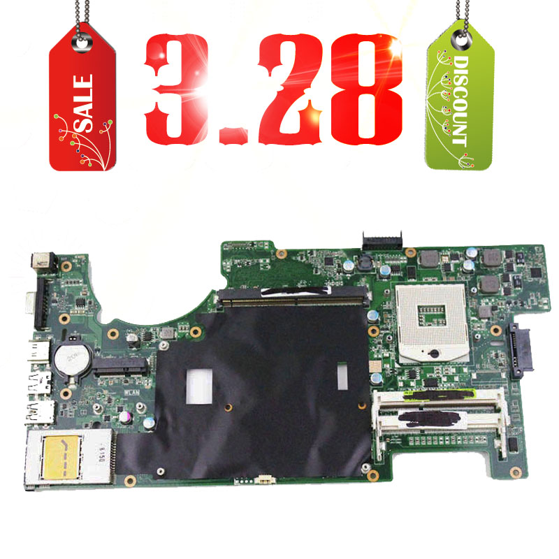 For ASUS G73 G73SW with cpu DDR3 2D connector Good condition laptop motherboard tested good Warranty 45days<br><br>Aliexpress
