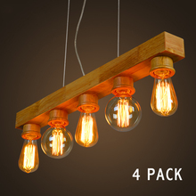 Buy Edison bulb 4PCS/Lot lampada retro lamp incandescent ampoule vintage Lamp Edison E27 40w 220V Decor Filament Light Bulb for $5.99 in AliExpress store
