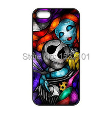 The Nightmare Before Christmas Case for iPhone 4 4S 5 5S 5C 6 Plus Samsung Galaxy S3 S4 S5 Mini S6 S7 Edge Plus A3 A5 A7