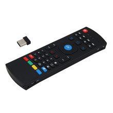 D3 gaming mouse Newest 2.4G Wireless Remote Control Keyboard Air Mouse For XBMC Android TV Box
