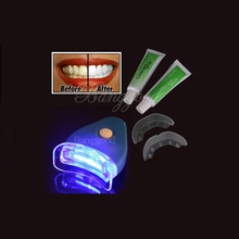 2014 Hot & New Personal Dental Care Healthy White Light Teeth Whitening Gel Whitener Health Oral Care Toothpaste Kit