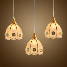 Hardware pendant lights Restaurant Tea House lamp Creative Personality Modern Simple Corridor Porch pendant lamps FG474 LU1018(China)