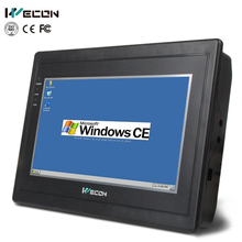 7 inch wince touch screen panel LEVI-700E with case support custom development