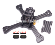 DIY FPV mini 210 210mm quadcopter carbon fiber frame 4mm arm w/ Matek XT60 PDB board for GEPRC GEP-TX ( batter than QAV-X 214 )