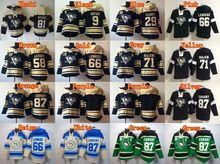 New men's 58 Kris Letang 66 Mario Lemieux 81 Phil Kessel Hooded 71 Evgeni Malkin 87 Sidney Crosby Hoodies jersey(China)