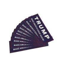 America Great Again Bumper Sticker 10 Pack TShirt Market Trump Make